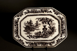 China Platter by Roger Williams Family Association