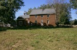 Cory House 005: Cory House before Restoration