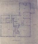 Mott House: First Floor Plans
