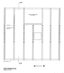 Akin House: Roof Framing