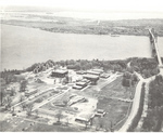 Early Aerial, ca. 1970 (black & white)