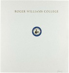 Commencement Program, 1991 by Roger Williams College