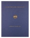 Commencement Program, 1995