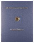 Commencement Program, 1997 by Roger Williams University
