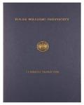 Commencement Program, 1998 by Roger Williams University
