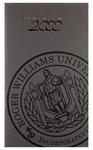 Commencement Program, 2000 by Roger Williams University