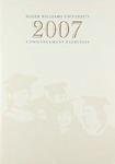 Commencement Program, 2007 by Roger Williams University